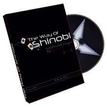 The Way Of Shinobi by Emran Riaz