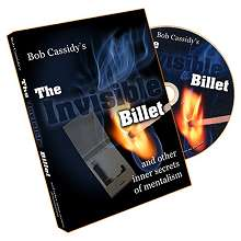 The Invisible Billet CD by Bob Cassidy - audio DOWNLOAD