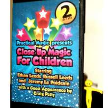 Close-Up Magic for Children