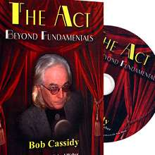 Beyond Fundamentals CD by Bob Cassidy*