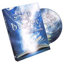 Spell Binder Volume One by Stephen Tucker