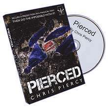 Pierced by Chris Piercy