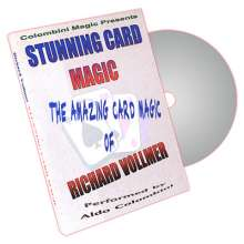 Stunning Card Magic by Richard Vollmer - video DOWNLOAD