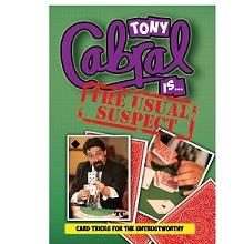 Usual Suspect - Tony Cabral
