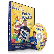 Making the Birthday Dough 2.0 by Ken Scott