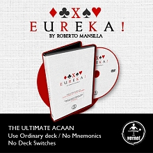 EUREKA The Ultimate ACAAN by Roberto Mansilla