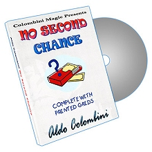 No Second Chance by Aldo Colombini