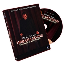 Urban Legend by Michael Paul