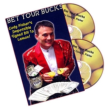 Bet Your Bucks by Cody Fisher*