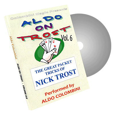 Aldo On Trost volume 6 (Packet Tricks) by Aldo Colombini