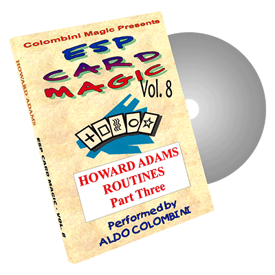ESP Card Magic volume 8 by Aldo Colombini