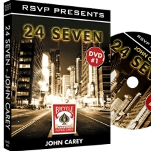 24Seven  by John Carey