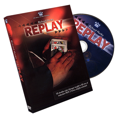 Replay by Richard Hucko and The Blue Crown - DVD