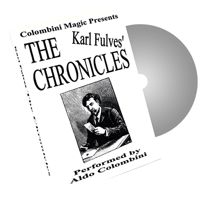 Karl-Fulves-The-Chronicles-by-Aldo-Colombini