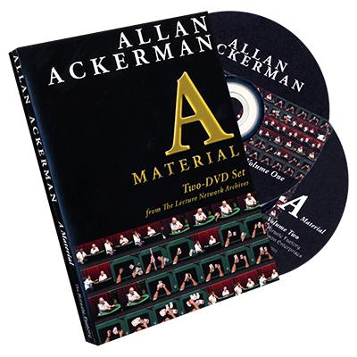 Allan Ackerman A Material