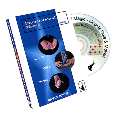 Counts, Cuts & Moves by International Magic