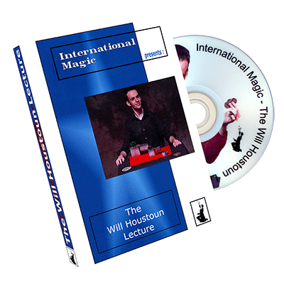 The-Will-Houstoun-Lecture-by-International-Magic