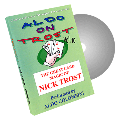 Aldo on Trost Volume 10 by Aldo Colombini - video DOWNLOAD