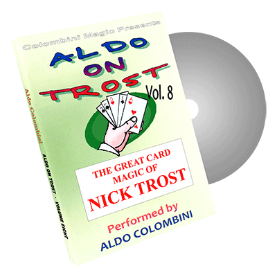 Aldo on Trost volume 8 by Aldo Colombini - video DOWNLOAD