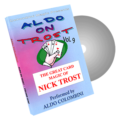 Aldo-on-Trost-volume-9-by-Aldo-Colombini