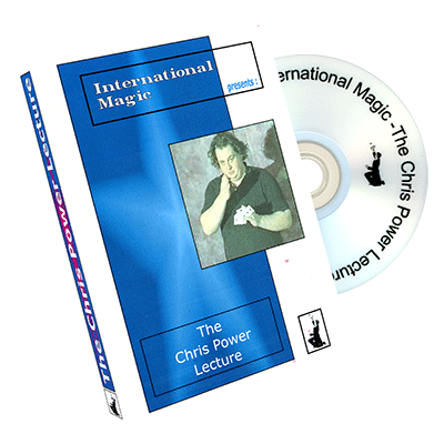 The-Chris-Power-Lecture-by-International-Magic