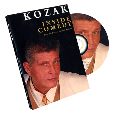 Kozak:-Inside-Comedy-by-Paul-Kozak