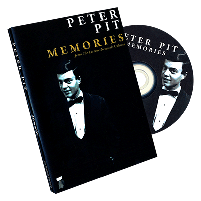 Peter Pit: Memories by Peter Pit