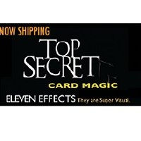 Top Secret Card Magic