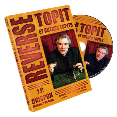 Reverse Topit by Jean-Pierre Crispon
