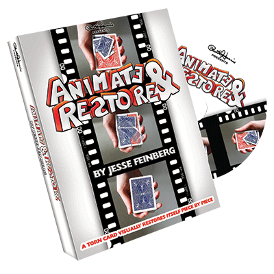 Animate and Restore by Jesse Feinberg