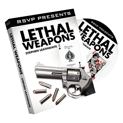 Lethal Weapons by Stephen Leathwaite