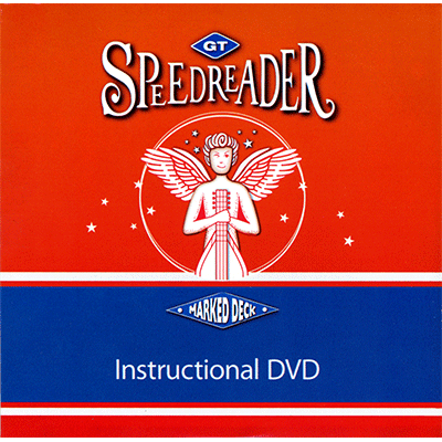 GT Speedreader DVD by Kozmomagic