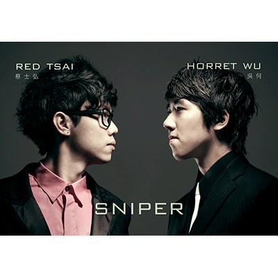 Magic Soul Presents Sniper by Red Tsai & Horret Wu