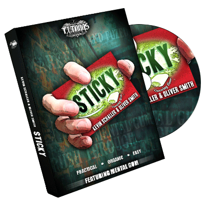 Sticky by Kevin Schaller and Oliver Smith
