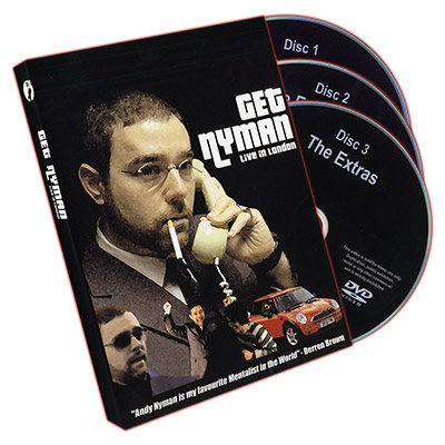 Get Nyman by Andy Nyman & Alakazam - video DOWNLOAD