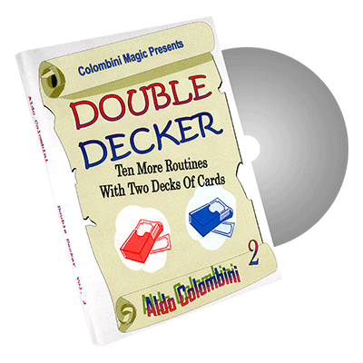 Double Decker volume2 by Wild-Colombini