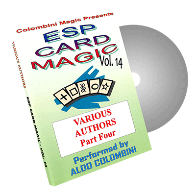 ESP Card Magic volume14 by Wild-Colombini