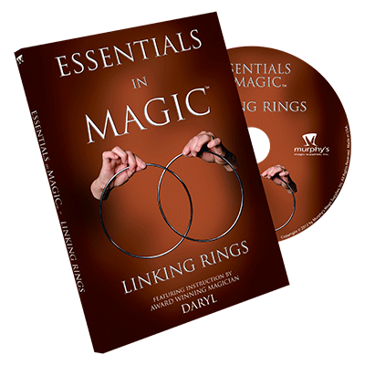 Essentials in Magic Linking Rings - video DOWNLOAD