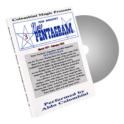 New Pentagram volume3 by Wild Colombini