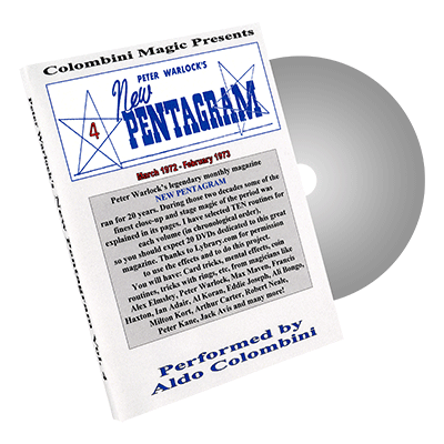New Pentagram volume4 by Wild-Colombini