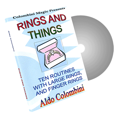 Ring and Things by Wild-Colombini