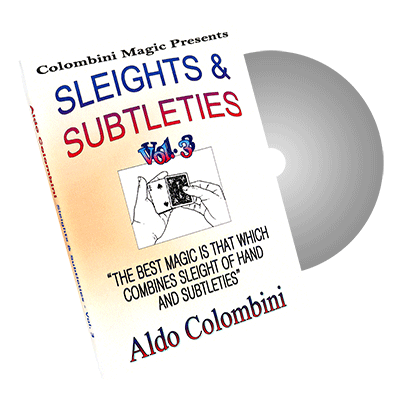 Sleights and Subtleties Volume 3 by Wild-Colombini