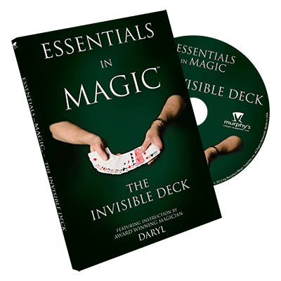 Essentials in Magic - Invisible Deck - video DOWNLOAD