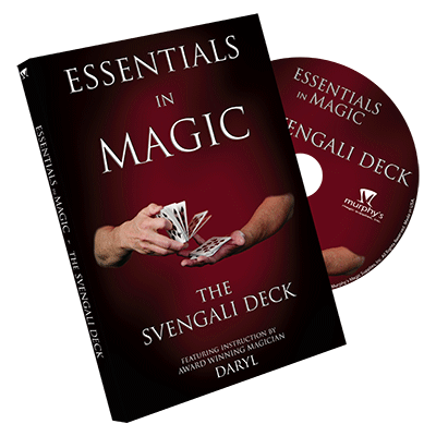 Essentials in Magic Svengali Deck - video DOWNLOAD