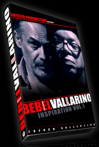 Inspiration Volume 1 DVD by Vallarino & Bebel