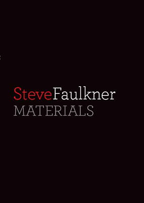 Materials (2 DVD Set) by Steve Faulkner*
