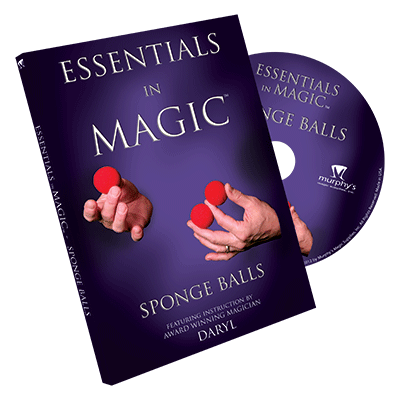 Essentials in Magic Sponge Balls - video DOWNLOAD