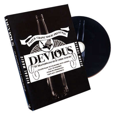 Devious  by Brandon David -  Chris Turchi, and Paper Crane