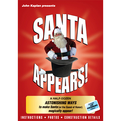 Santa Appears by John Kaplan*