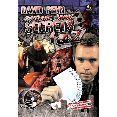 Street Magic Secrets (2 DVD Set)by David Penn*